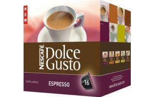 Nescafe Dolce Gusto Espresso