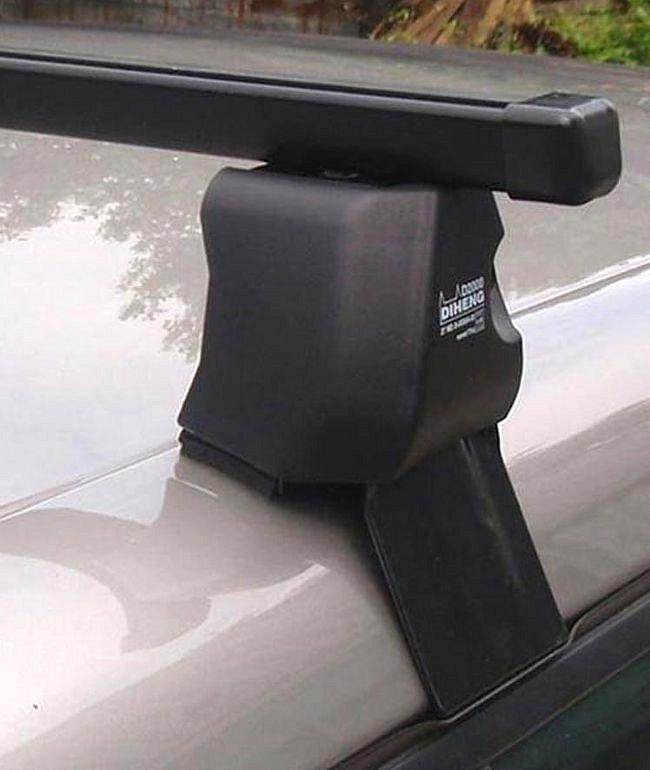 Střešní nosič OCT II/OCT II Facelift zámek černý DIH - liftback
