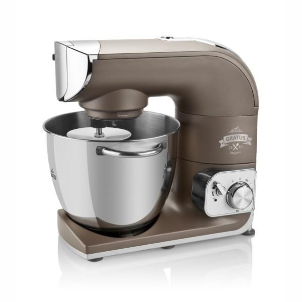 Kuchyňský robot ETA Gratus 002890030 + Zmrzlinovač ke kuch. robotům ETA 0028 98030 v hodnotě 1599 zdarma +10 let záruka na motor po registraci